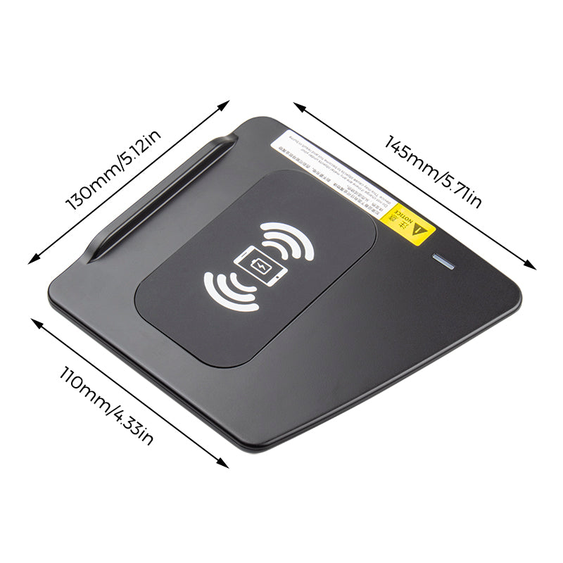 Wireless Phone Charger for Toyota Highlander (XU50) 2014-2019