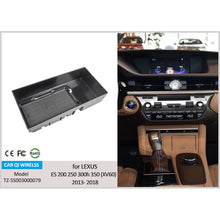 Load image into Gallery viewer, CarQiWireless Wireless Phone Charger for 2013–2018 Lexus ES 200/ 250/ 300h/ 350 (XV60)