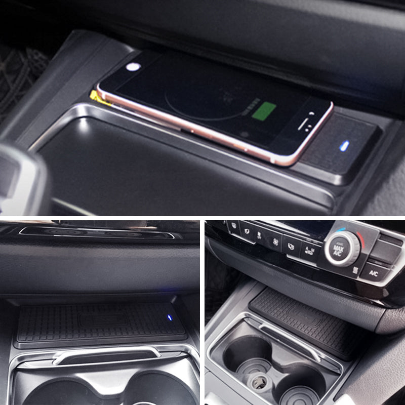 Qi Wireless Phone Charger For BMW 3-Series (F30-F38) 4