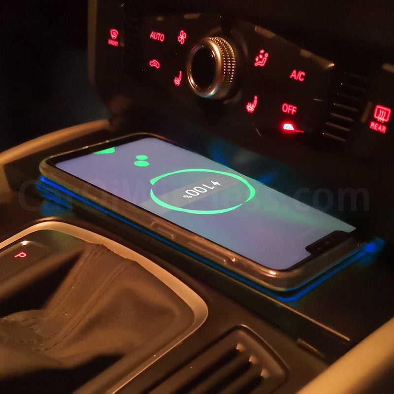 Wireless Charging Pad for Audi Q5 (8R) 2013–2018