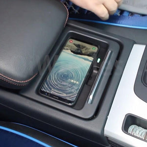 Wireless Phone Charger for Audi Q5/ SQ5 MKII 2016-2020