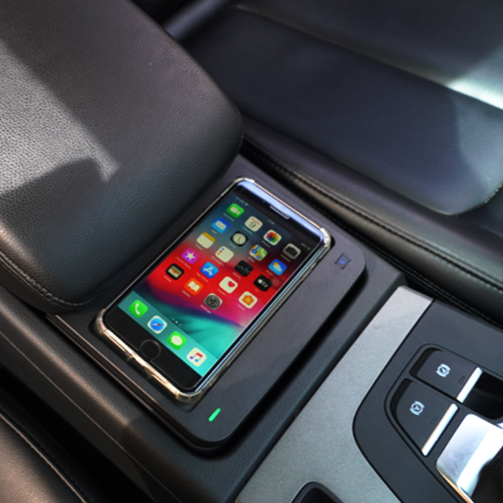 Car Qi Wireless Phone Chargers For Car/Car Accessories