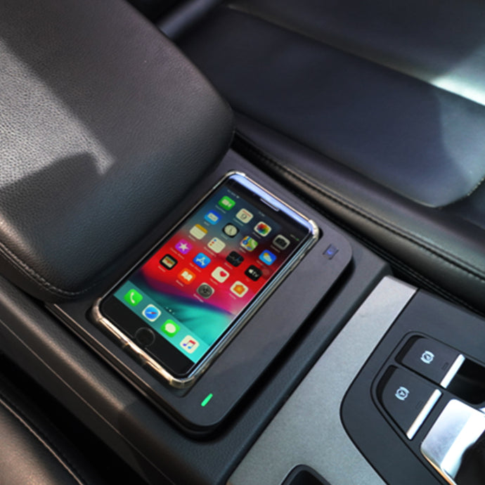 Audi Q5 SQ5 (MKII) 2016-2020 Wireless Phone Charger via USB