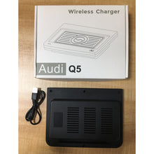 Load image into Gallery viewer, Audi Q5 SQ5 (MKII) 2016-2020 Wireless Phone Charger via USB