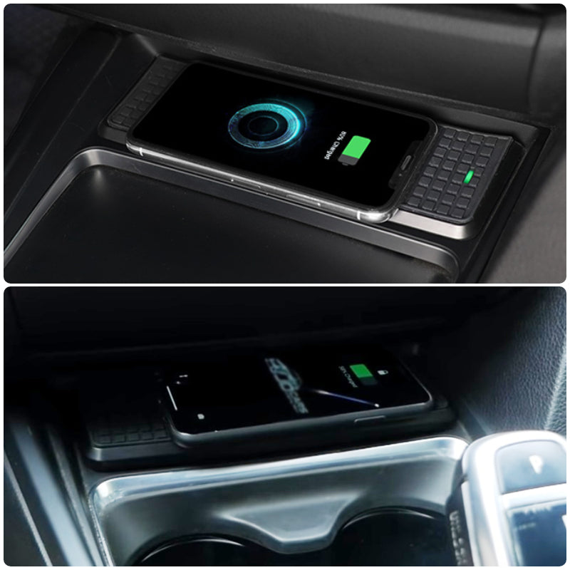 BMW Wireless Charging 3 Series (340i M3 328i) 4 Series Qi Wireless Phone Charger 2013-2018 M3 M4