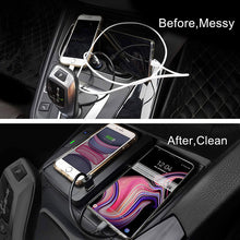 Load image into Gallery viewer, CARQI Wireless Phone Charger for BMW 3 Series 2016 2017 2018 4 Series 2018 2019 2020