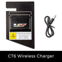Load image into Gallery viewer, Wireless Charger for Cadillac CT6 2019 2018 2017 2016