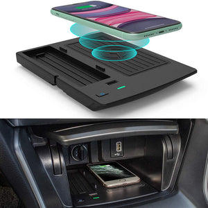 Car Wireless Charging Pad for Honda Accord 2017 2018 2019 2020