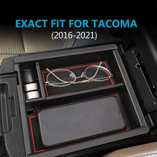 Load image into Gallery viewer, 2021 New Upgraded Storage Box for Toyota Tacoma
