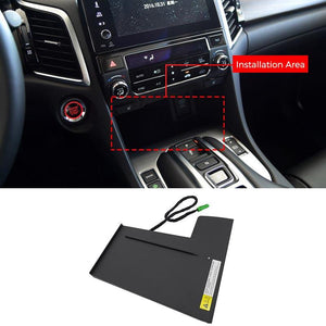 Wireless Phone Charger for Honda