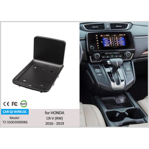 Wireless Phone Charger for Honda CR-V 2017-2020