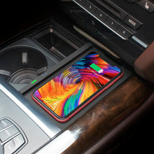 Load image into Gallery viewer, X5 X6 Wireless Phone Charger BMW wireless charging Accessories 2014-2018, easy install