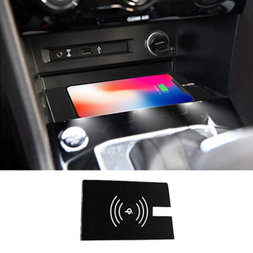 Wireless Charger for Volkswagen Tiguan L 2018 2017