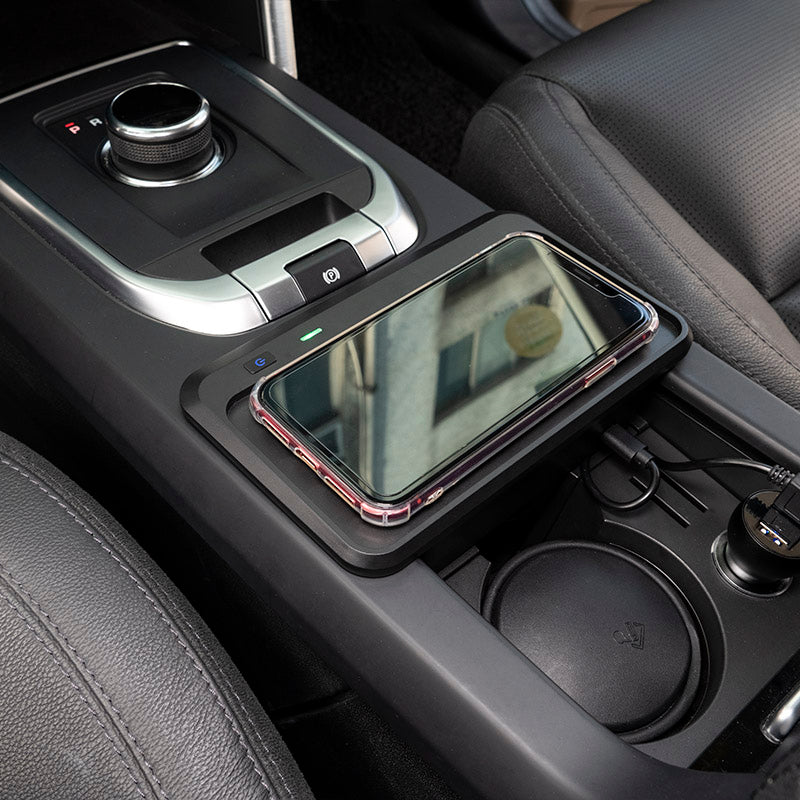 Land Rover Discovery Sport 2015-2019 Wireless Charging | CarQi