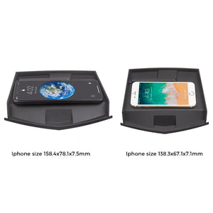 Wireless Phone Charger for Cadillac XTS SRX ATS 2016-2019