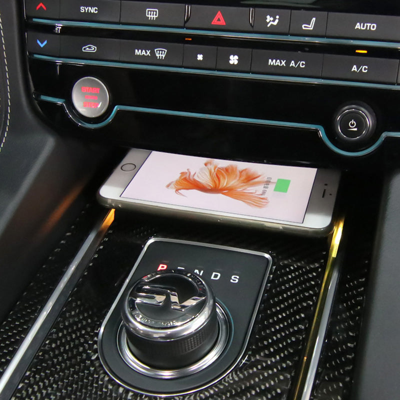 Wireless Charger For Jaguar F