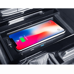 CarQiWireless Wireless Charger for Volkswagen Atlas 2017 2018 2019 2020