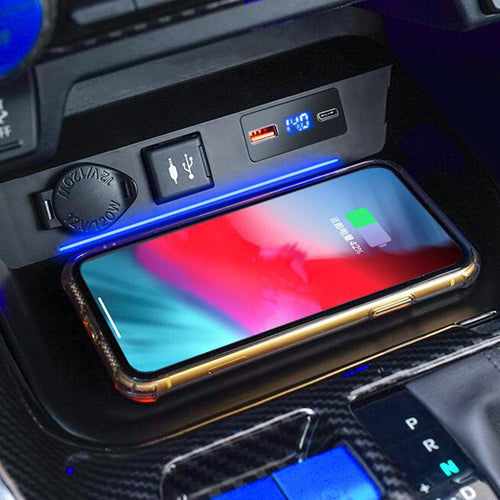 Wireless Charging Pad for Toyota RAV4 2019 2020 High Quality