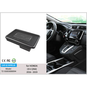 CarQiWireless Wireless Charger for Honda CR-V 2017 2018 2019