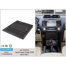 Load image into Gallery viewer, Wireless Phone Charger for Toyota Land Cruiser Prado (150) 2013-2017