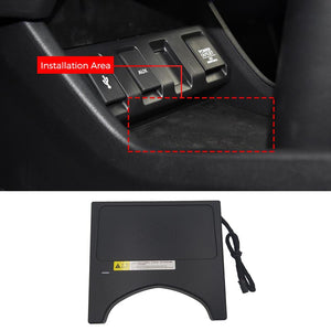 Wireless Charger for Honda Vezel XR-V 2019 2018 2017 2016 2015
