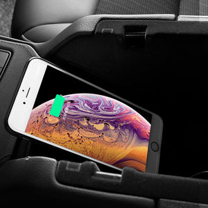 Qi Wireless Phone Charger for Cadillac XT4 2018-2020