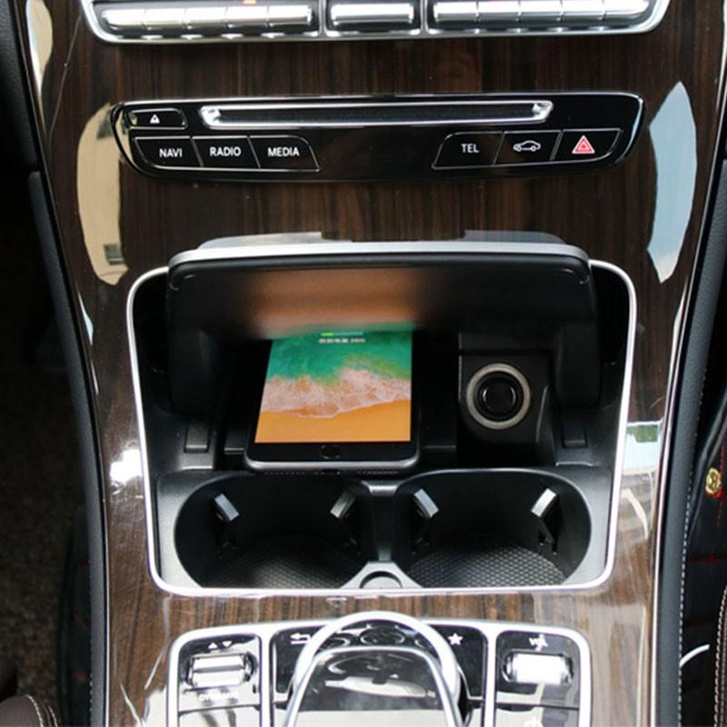 Wireless Charger for Mercedes Benz