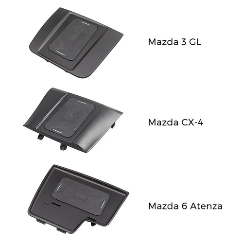 Wireless Charger for Mazda CX-4\Mazda 6 Atenza\Mazda 3 GL