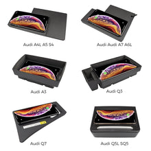 Load image into Gallery viewer, Wireless Phone Charger for Audi A3\A4\A5\A7\A6\S4\Q3\Q5\SQ5\Q7