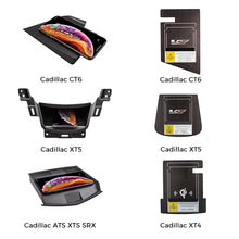 Load image into Gallery viewer, CarQiWireless Wireless Charger for Cadillac XT4\XT5\CT6\ATS\XTS\SRX