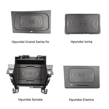Load image into Gallery viewer, Wireless Charger for Hyundai Sonata\Elantra\Grand Santa Fe\Ioniq