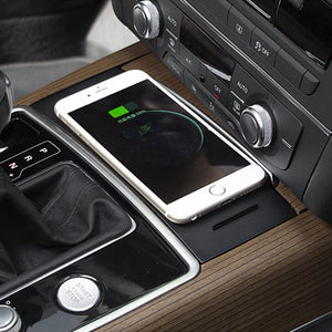 CarQiWireless Wireless Phone Charger for Audi A3\A4\A5\A7\A6\S4\Q3\Q5\SQ5\Q7