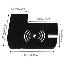 Load image into Gallery viewer, Qi Wireless Charger Pad for Honda Civic 2019 2018 2017 2016