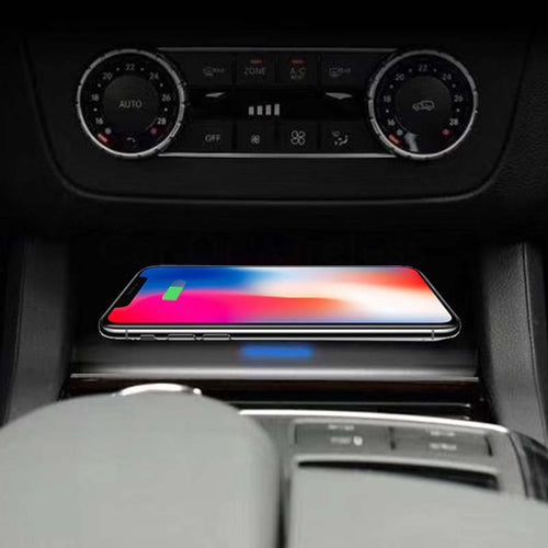 Wireless Charger for Mercedes Benz GLE-Class (W166) GLS-Class (X166) 2019 2018 2017