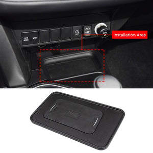Wireless Phone Charger for Toyota RAV4 2018 2017 2016