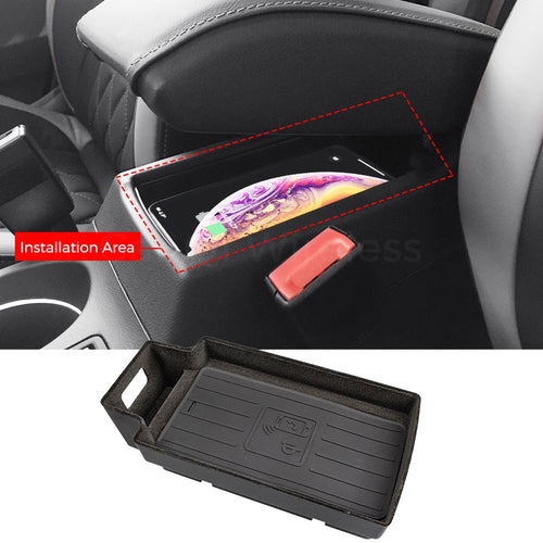 Wireless Charger for Audi Q3 2018 2017 2016 2015 2014 2013