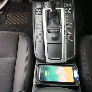 Wireless Charger for Porsche Macan 2015-2019