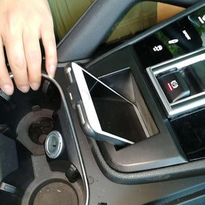 Wireless Charger for Porsche Macan\Cayenne
