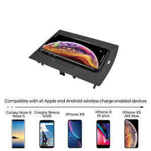 Wireless Phone Charger for Honda Accord 2020 2019 2018 2017, original style