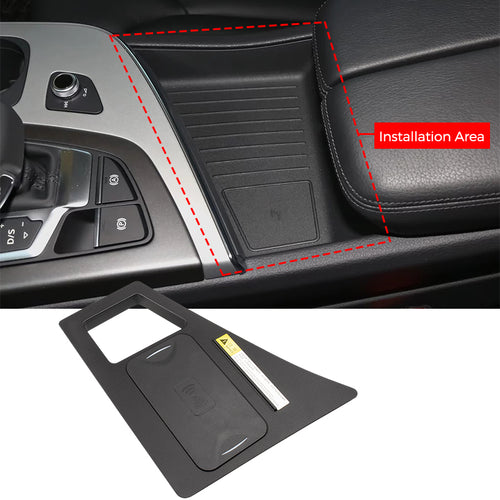 Wireless Charger for Audi Q7 2019 2018 2017 2016