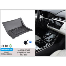 Load image into Gallery viewer, Wireless Charger for Range Rover Velar 2019 2018 2017