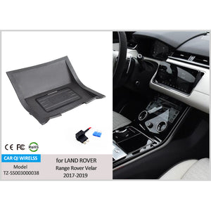 CarQiWireless Wireless Charger for Range Rover Velar 2019 2018 2017