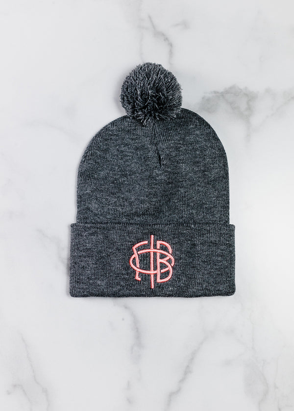 Bundle Up Beanie - Crescent Corner - Gamma Phi Beta Official Online Store