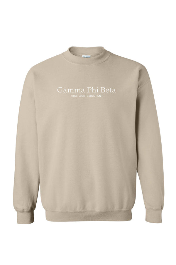 That Classic GPhi Crew - Crescent Corner - Gamma Phi Beta Official Online Store