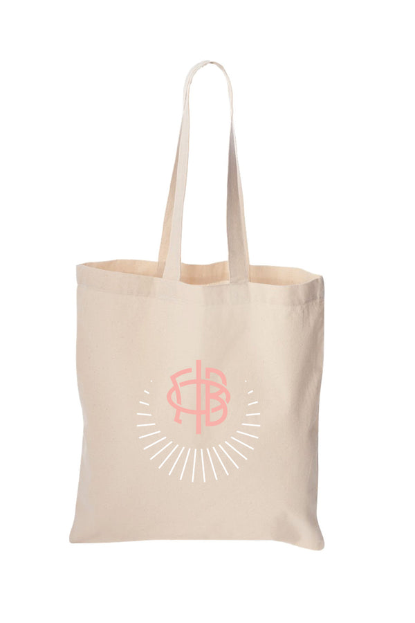 Crescent Moon Tote - Crescent Corner - Gamma Phi Beta Official Online Store