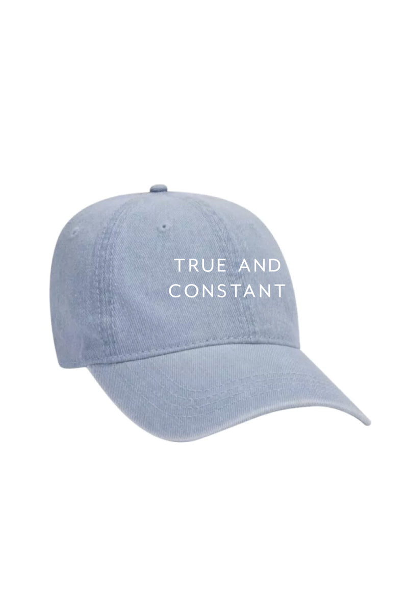 True in Blue Hat - Crescent Corner - Gamma Phi Beta Official Online Store