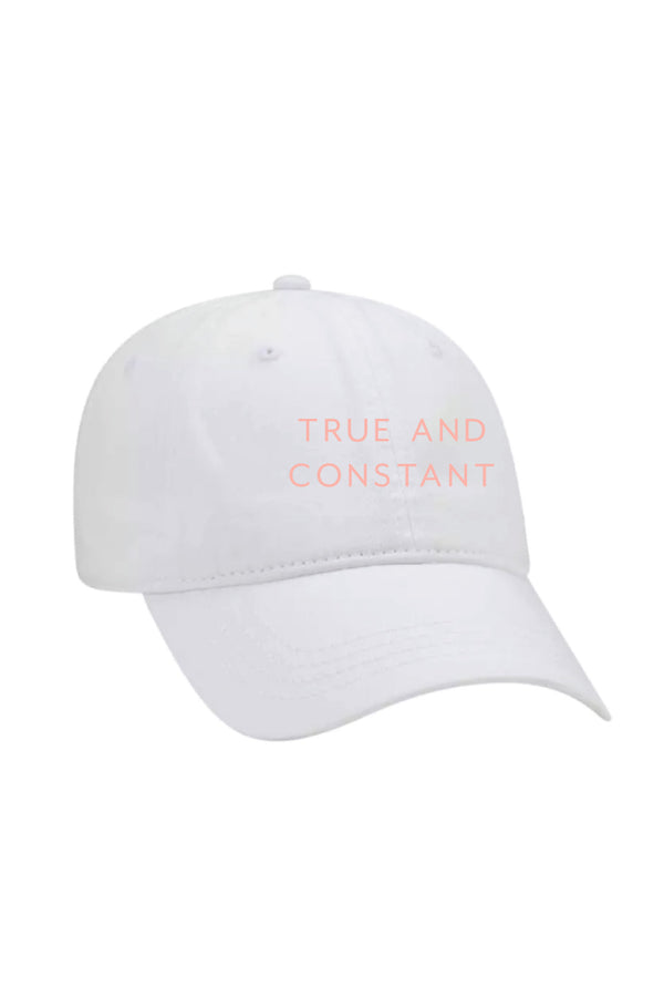 True in White Hat - Crescent Corner - Gamma Phi Beta Official Online Store