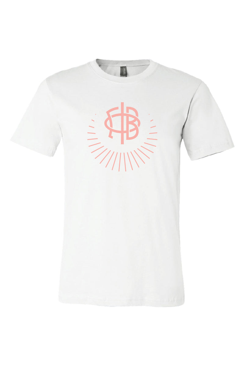 Large Logo Tee - Crescent Corner - Gamma Phi Beta Official Online Store