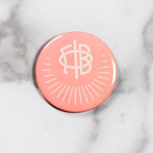 Logo Button - Crescent Corner - Gamma Phi Beta Official Online Store