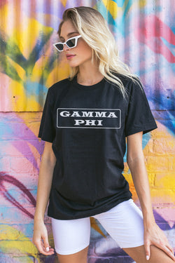 Scorpion Tee - Crescent Corner - Gamma Phi Beta Official Online Store